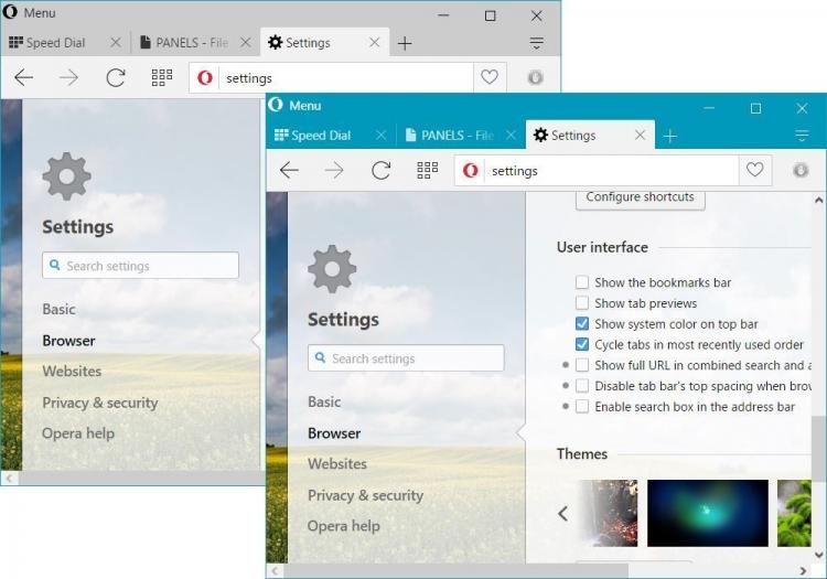 обновить opera на windows xp