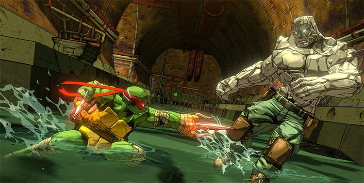 Видео: презентация боссов Teenage Mutant Ninja Turtles: Mutants in Manhattan