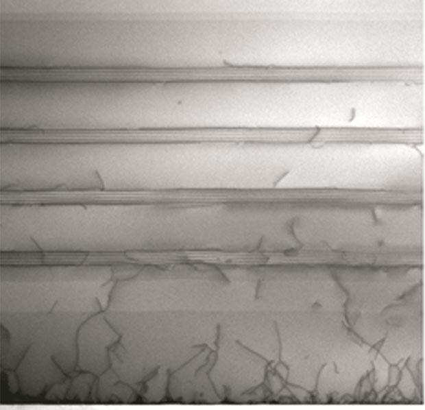 Изображение бездефектных слоёв в сканирующем микроскопе (UCL Electronic & Electrical Engineering)