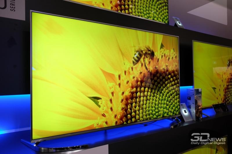 Телевизор Panasonic DX700