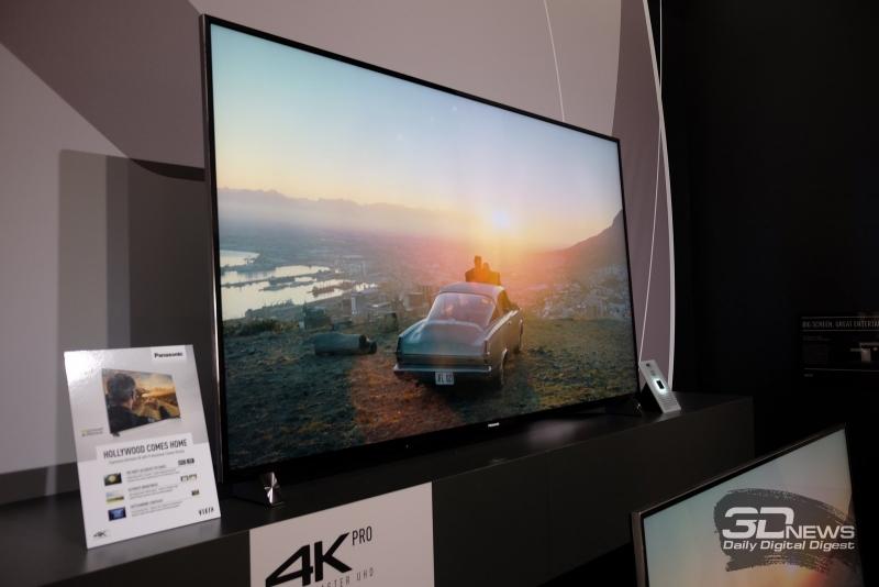 Телевизор Panasonic DX900