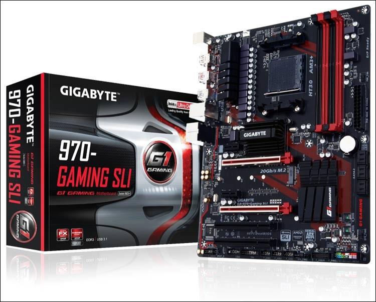 Gigabyte GA-970-Gaming SLI