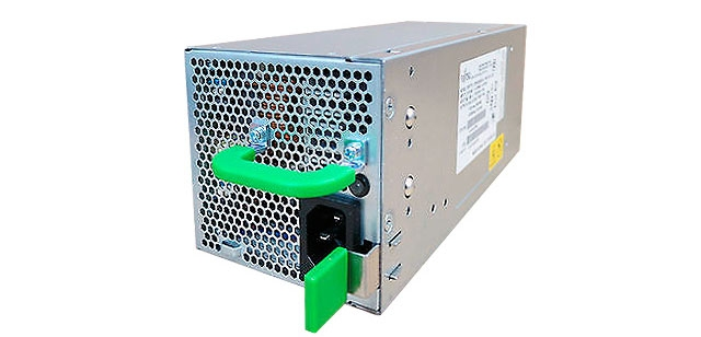 Пример серверного блока питания компании Fujitsu (Fujitsu)