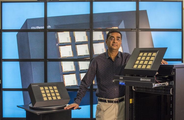 Ведущий разработчик «когнитивного» процессора IBM, Дхармендра Модха (Dharmendra S. Modha)