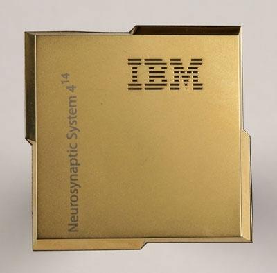 Процессор IBM TrueNorth второго поколения (IBM)