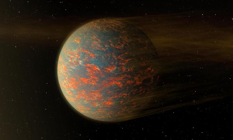 Изучены тепловые особенности суперземли «55 Рака e»