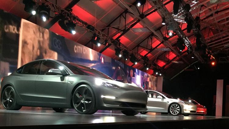 Tesla Model 3: презентация, характеристики, анализ