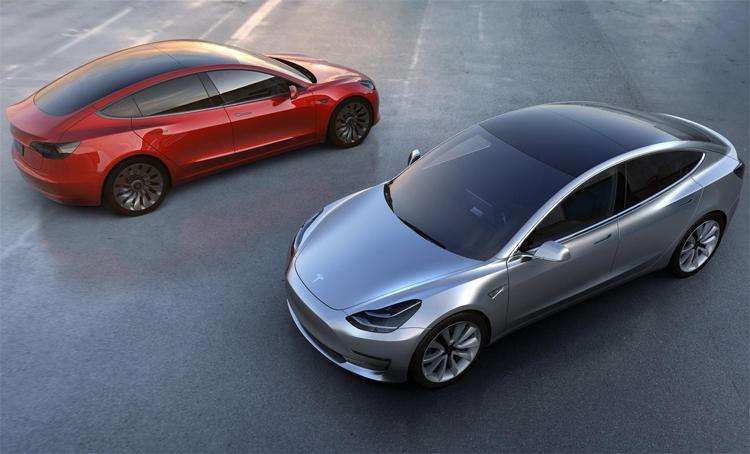 """Tesla Model 3: дебют «народного» электромобиля стоимостью $35000"""""""