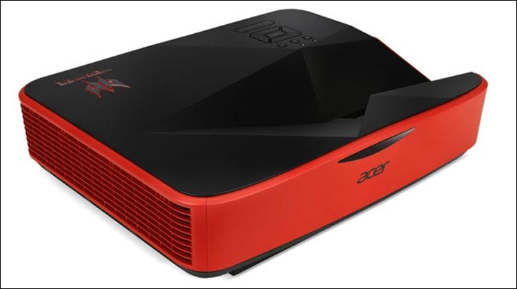 Acer Predator Z850: проектор для игровых систем