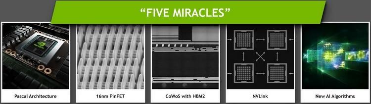 «Пять чудес NVIDIA»