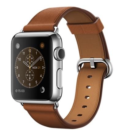 Дебютболее тонких смарт-часов Apple Watch 2 прогнозируют на июнь