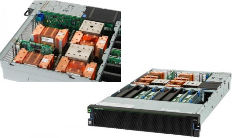 HPC-ситема, разработанная IBM, NVIDIA и Wistron