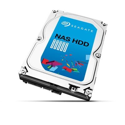 Жесткий диск Seagate NAS HDD на 8 Тбайт
