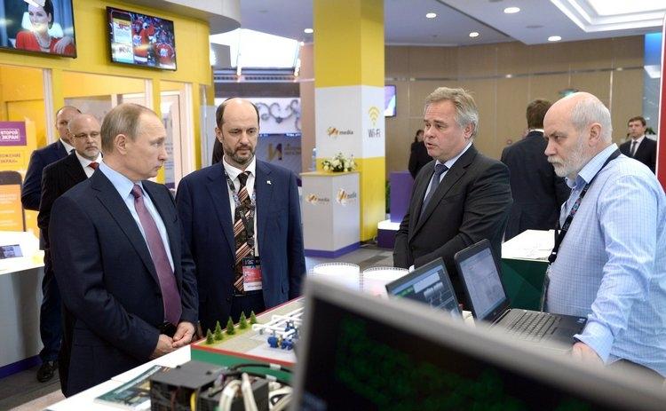 Москва показала самый высокий уровень развития информационного общества в регионах