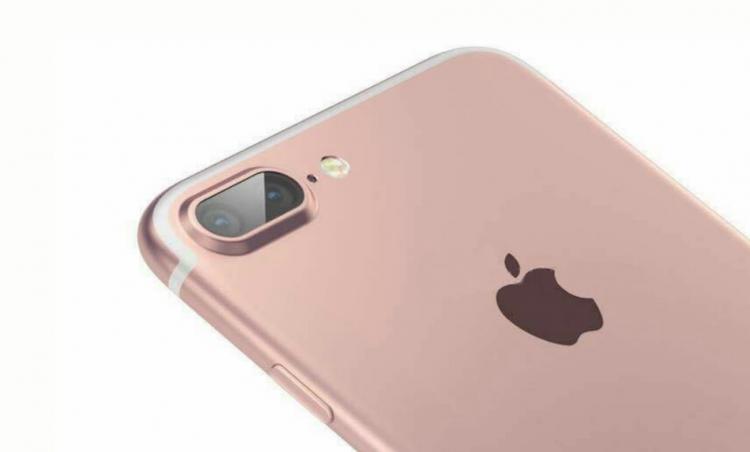 Еще один концепт двойной камеры iPhone 7