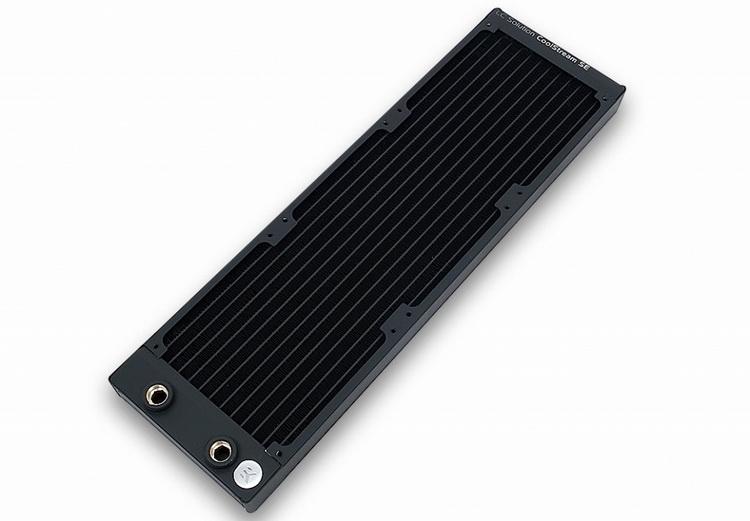 Новый тонкий радиатор EK Water Blocks