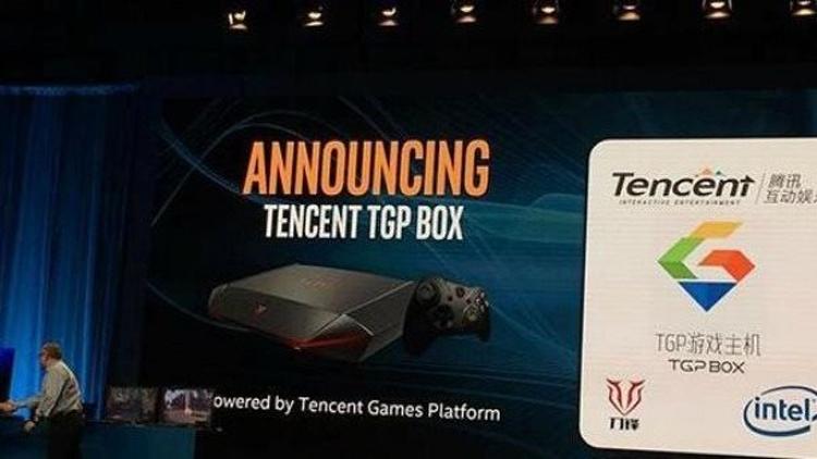 """Игровая приставка Blade Box работает под управлением Windows 10"""""""