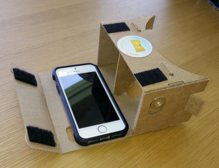 3 d очки для смартфона своими руками
