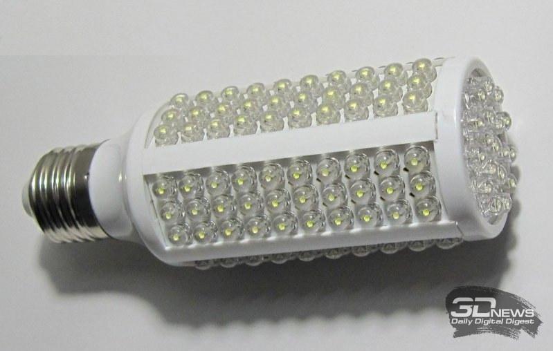 Лампа-кукуруза