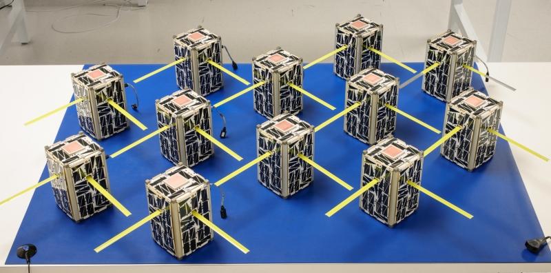 Космос: «Шарики», которые стали «кубиками»