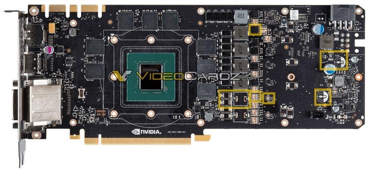 Видеокарта GeForce GTX 1070