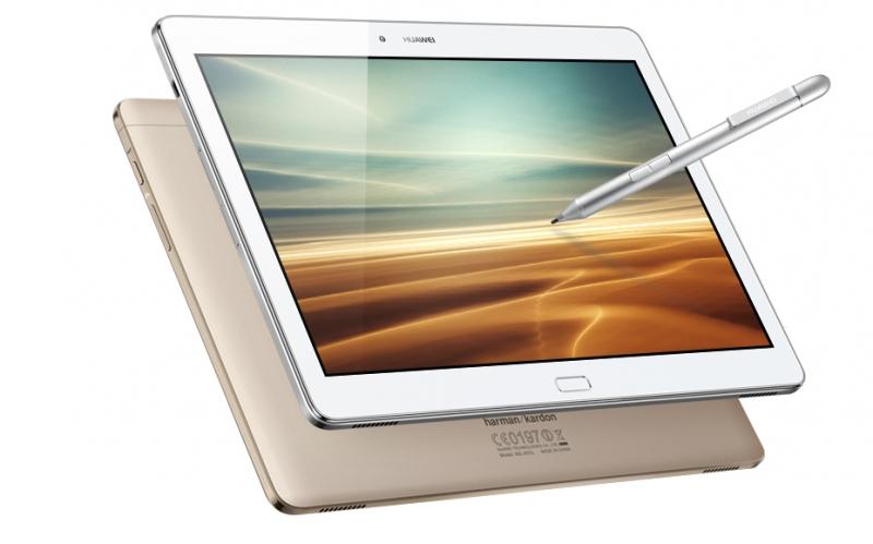Huawei MediaPad M2 10.0 LTE Premium Edition – официальное фото