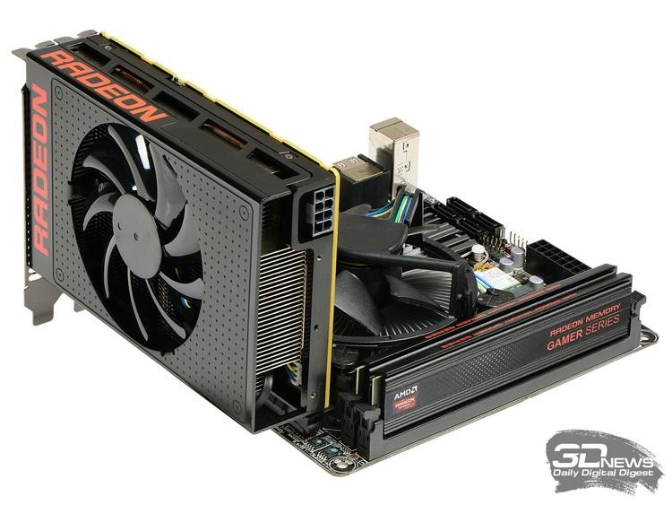 Radeon R9 Nano: пример лаконичности в системах питания видеокарт