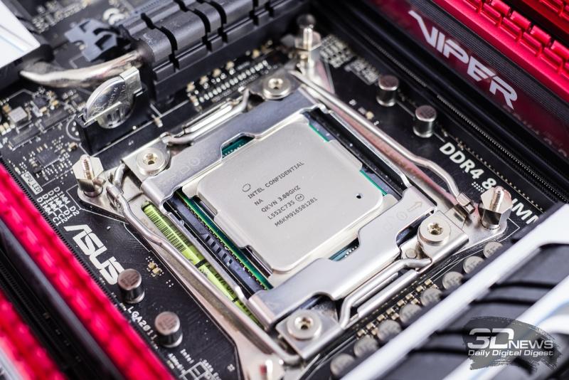 Обзор процессора Intel Core i7-6950X Extreme Edition