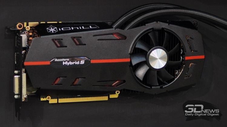 inno3D GeForce GTX 1080 Black