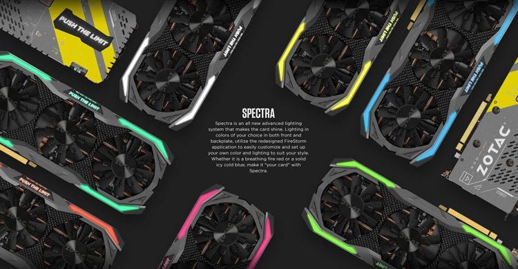 ZOTAC Spectra