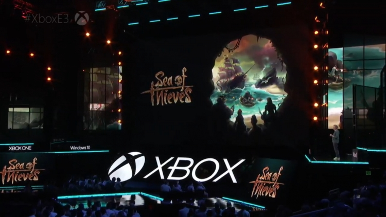 """E3 2016: прямая текстовая трансляция пресс-конференции Microsoft"""""""