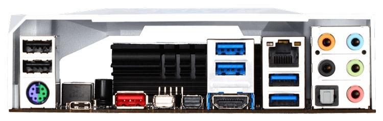 Материнская плата Gigabyte GA-Z170X-UD3 Ultra
