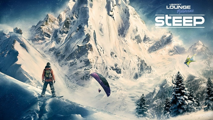 """Е3 2016: Ubisoft анонсировала спортивную игру с открытым миром Steep"""""""
