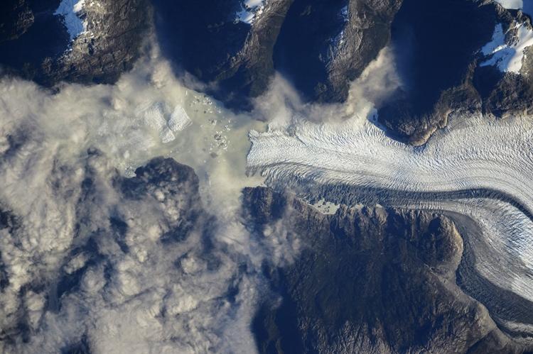 """Фото дня: космический эксперимент «Ураган»"""""""