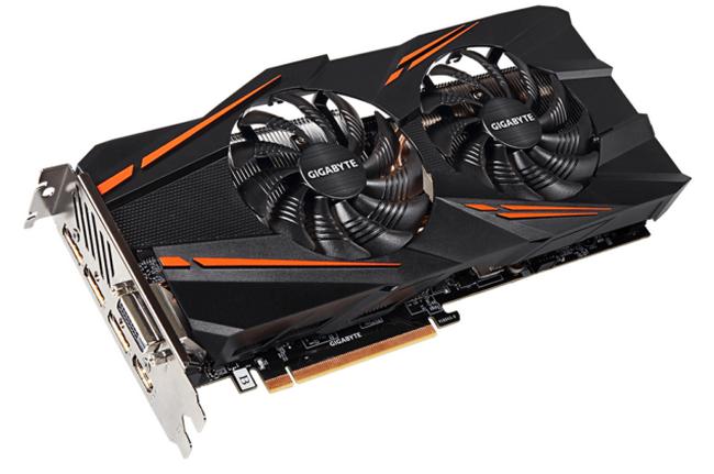 "GIGABYTE анонсировала доступную карту GeForce GTX 1070 WindForce OC"""