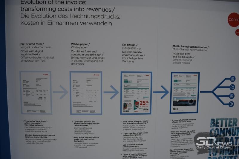 Эволюция чека в эпоху цифровой печати