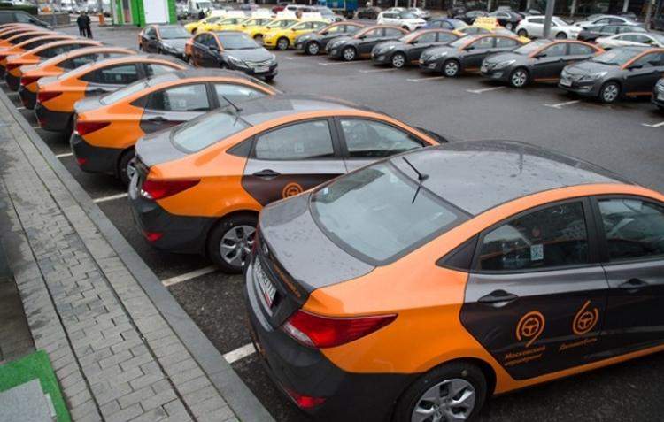 В московских аэропортах появятся стоянки для автомобилей каршеринга