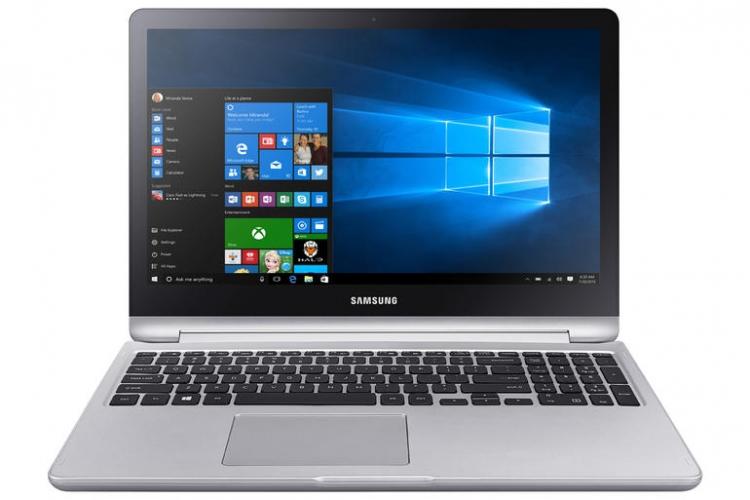 """Ноутбук-трансформер Samsung Notebook 7 Spin в стиле Lenovo Yoga поступит в продажу 26 июня"""""""