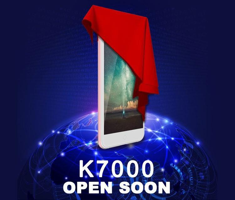 Тонкий смартфон Oukitel K7000 получит аккумулятор на 7000 мА·ч
