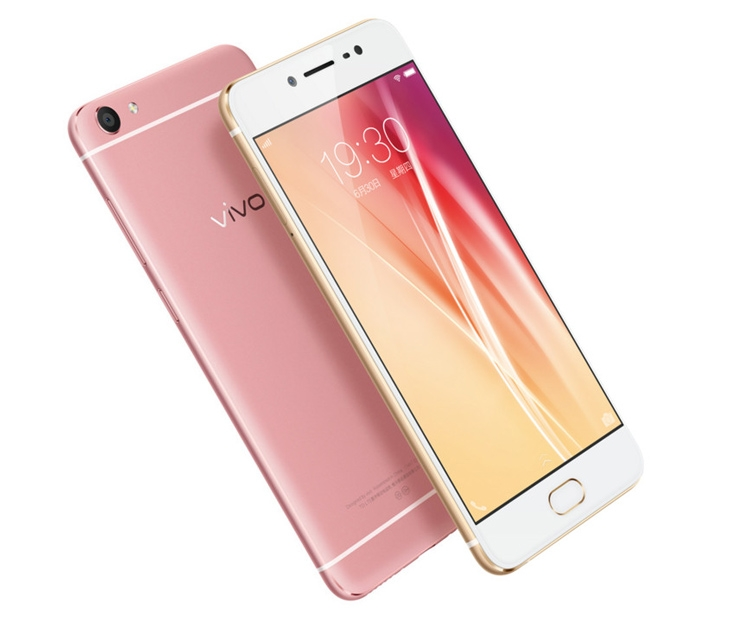 Vivo X7 и X7 Plus: китайские смартфоны с «аудиофильским» аудиочипом и мощной селфи-камерой
