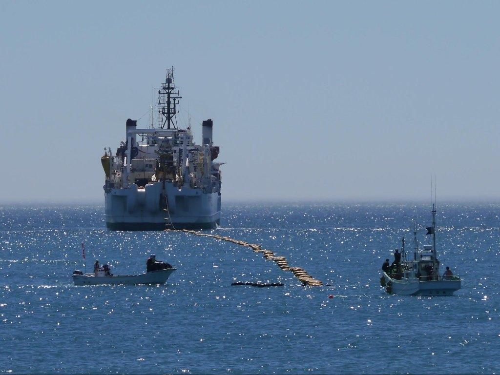 Транстихоокеанский подводный кабель Faster соединил США и Японию