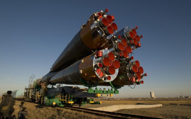 «Циклиновый» вариант ракеты-носителя «Союзу-У2» летал с декабря 1982 года по июль 1993 года. Фото «Роскосмоса»