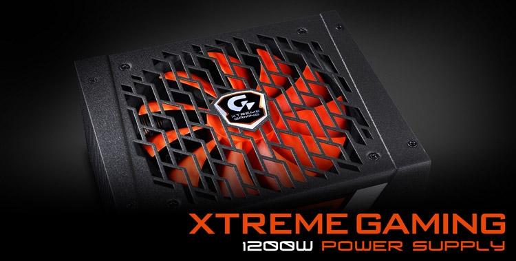 Блок питания Gigabyte Xtreme Gaming XP1200M