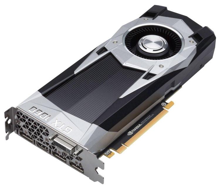 NVIDIA GTX 1060— замена GTX 980 всего за249$