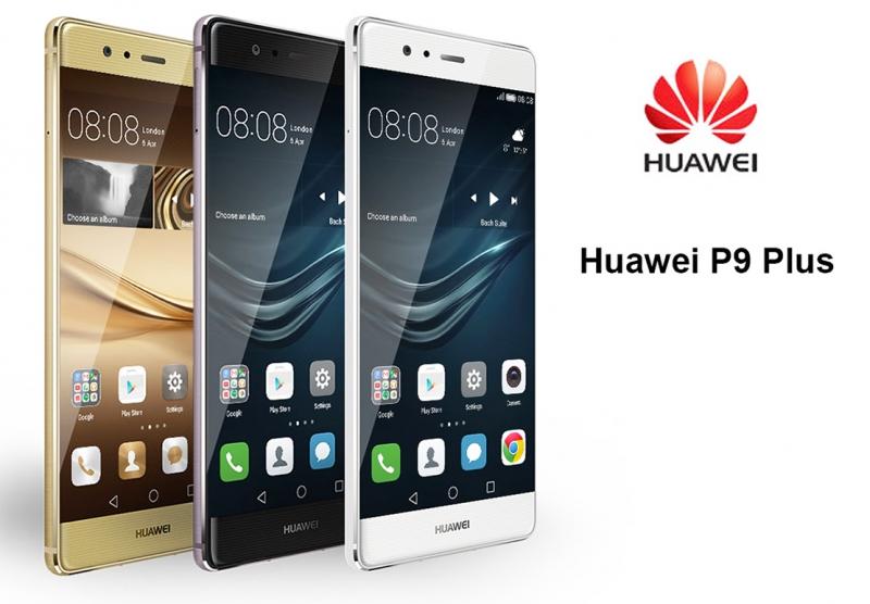 Huawei P9 Plus – официальное фото
