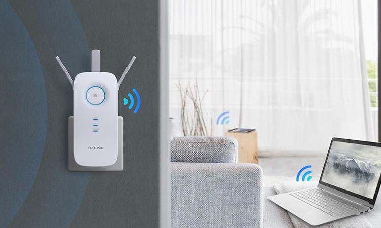 Усилители сигнала TP-LINK RE450 и RE350 расширят покрытие сети Wi-Fi