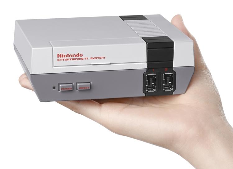 "Nintendo Entertainment System: NES Classic Edition — возвращение легендарной консоли"""