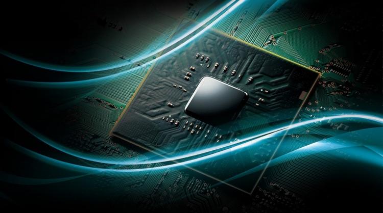 Микросхема Panasonic. Фото для иллистративных целей.