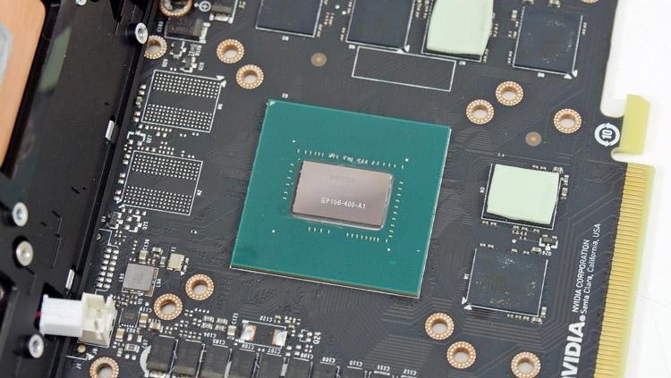 Настольная карта GeForce GTX 1060 с GP106