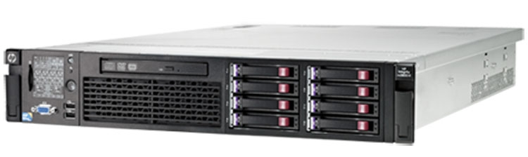 Стоечный сервер HP Integrity rx2800 i4 Server на процессорах Intel Itanium (HPE)